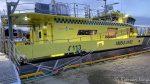 Den nye ambulansebåten, som er stasjonert i Øksfjord