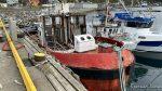 Den gamle havnebåten Vestvern ser ikke helt bra ut, lure på om den skal fikses eller...?