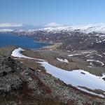 Utsikt mot Selkop og Birjastrand