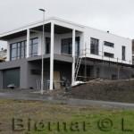 Flott hus dette, ikke helt standard utforming