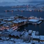 Hammerfest 10. januar 2008.