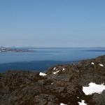 Utsikt mot Kvaløya, Sørøya og Bjørnøya