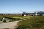 Gikk litt rundt på Sommarøy