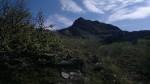 Opp til den toppen, Cussacohkka, er turens mål.