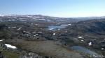 Og utsikta her er mot Holmevann og Ravvdodalen.