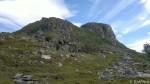 Men det gikk bra og kan se tilbake på fjellet.