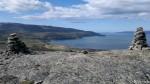 Vardene på Russefjellet, yndet turmål.