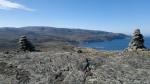 De to vardene på Russefjellet.