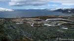 Bildet er tatt fra toppen som en kan se på forrige bilde