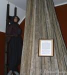 Vardø museum, her fra heksebrenningens historie