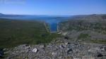 """""""Flyfoto"""" av Lillefjord."""