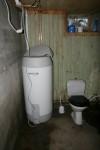 Varmtvannstanken installert