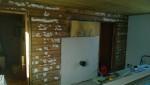 Denne veggen skal æ fikse på og male