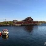 Det lokale fuglefjell på Røst