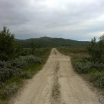 Raka veien til Rottelvbrua