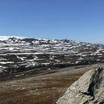 Ser at isen på Juksavann ikke er borte enda