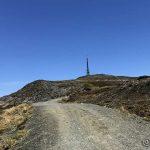 Der oppe er dagens første må, linken på Storfjellet