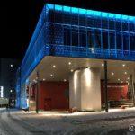 Arktisk KulturSenter (AKS), storstua i Hammerfest