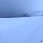 Litt tettere byger ute mot Lillefjord