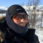 Godt med varme klær i kulde og vind