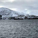 Mot sentrum og MS Spitsbergen