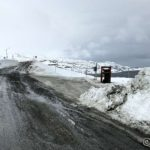Og smelting av snø medfører mye overflatevann