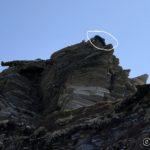 Helt utrolig at noen har tatt bryet med å klatre opp for å forurense disse fantastiske fjellformasjonene