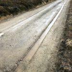 Så vidt klart å bli is og snøfritt på veien opp til Kokelvdalen, men noen bare må