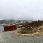 Bygen drar sæ innover Kokelvdalen og været letna, så æ gikk til Rottelvbrua. Ingen bilder derfra
