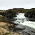 Kokelvfossen har fortsatt stor vannføring
