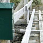 Postkassa ved Rottelvbrua