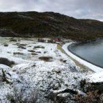 Et panoramabilde av Sæterjord
