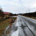 Veien ble litt hvit, men det skulle komme mer