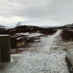 Ved Storberget og også i dag plukka æ søppel langs veien som ble deponert her