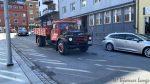 H. Sjøgren & Sønner sin gamle lastebil var også med