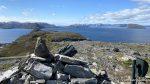 Utsikt mot Rypklubben og Seiland bakerst
